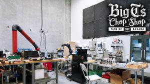 Visit our production studios